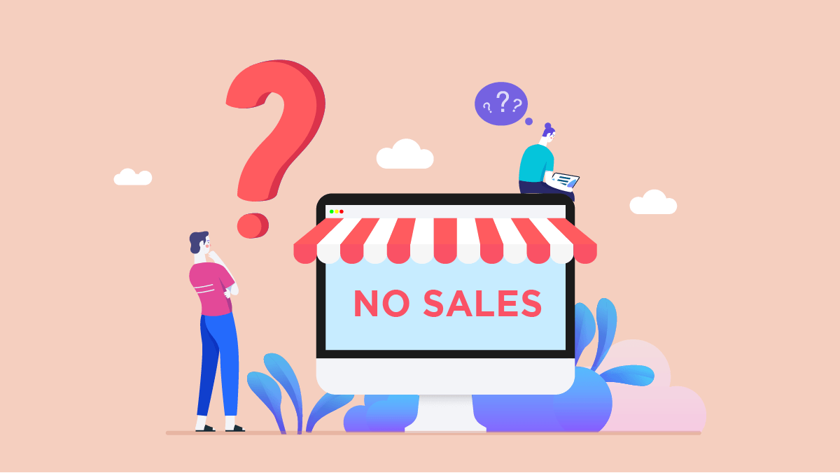 Why Your Website Traffic is Not Converting Into Sales?