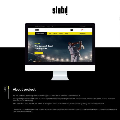 Cavaon Wordpress Project Slabd 1