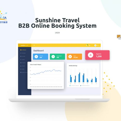 B2bsytem Sunshine Travel 1