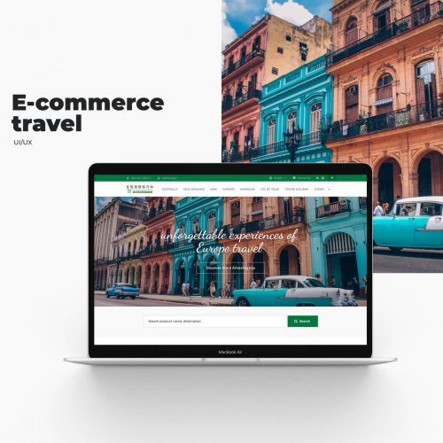 Cavaon Ecommerce Travel Cyc1