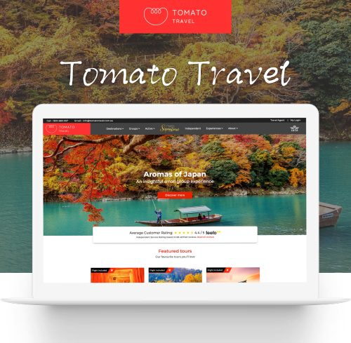 Ecommerce Travel Tomato 1