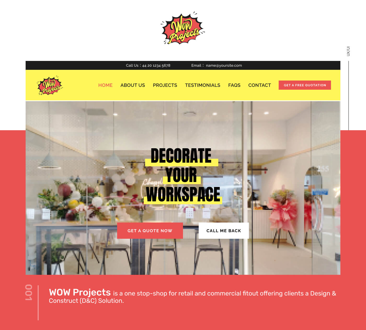 WOW Projects